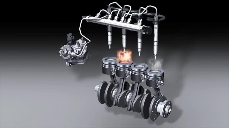 Common rail Motor